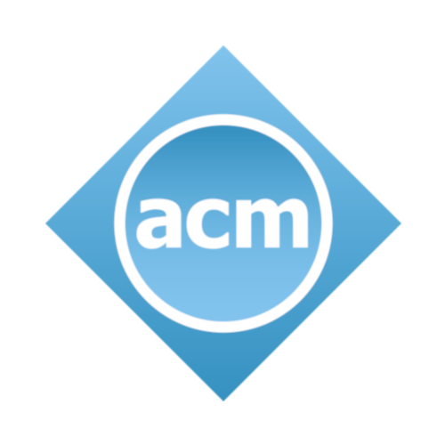 Member of ACM since 2013